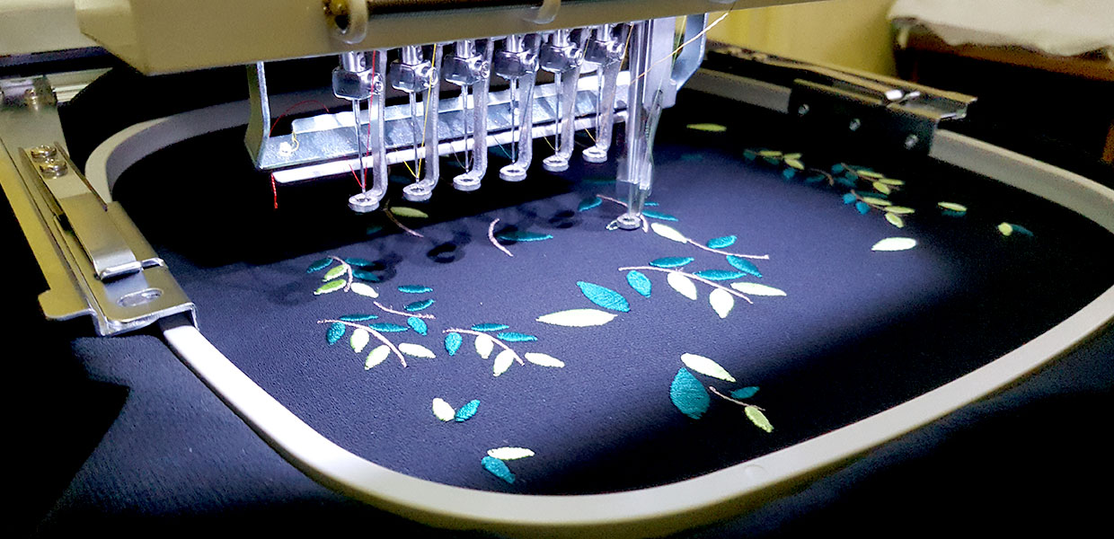 Broderie Constanta - Broderie textile diverse